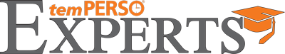 temPERSO EXPERTS Logo