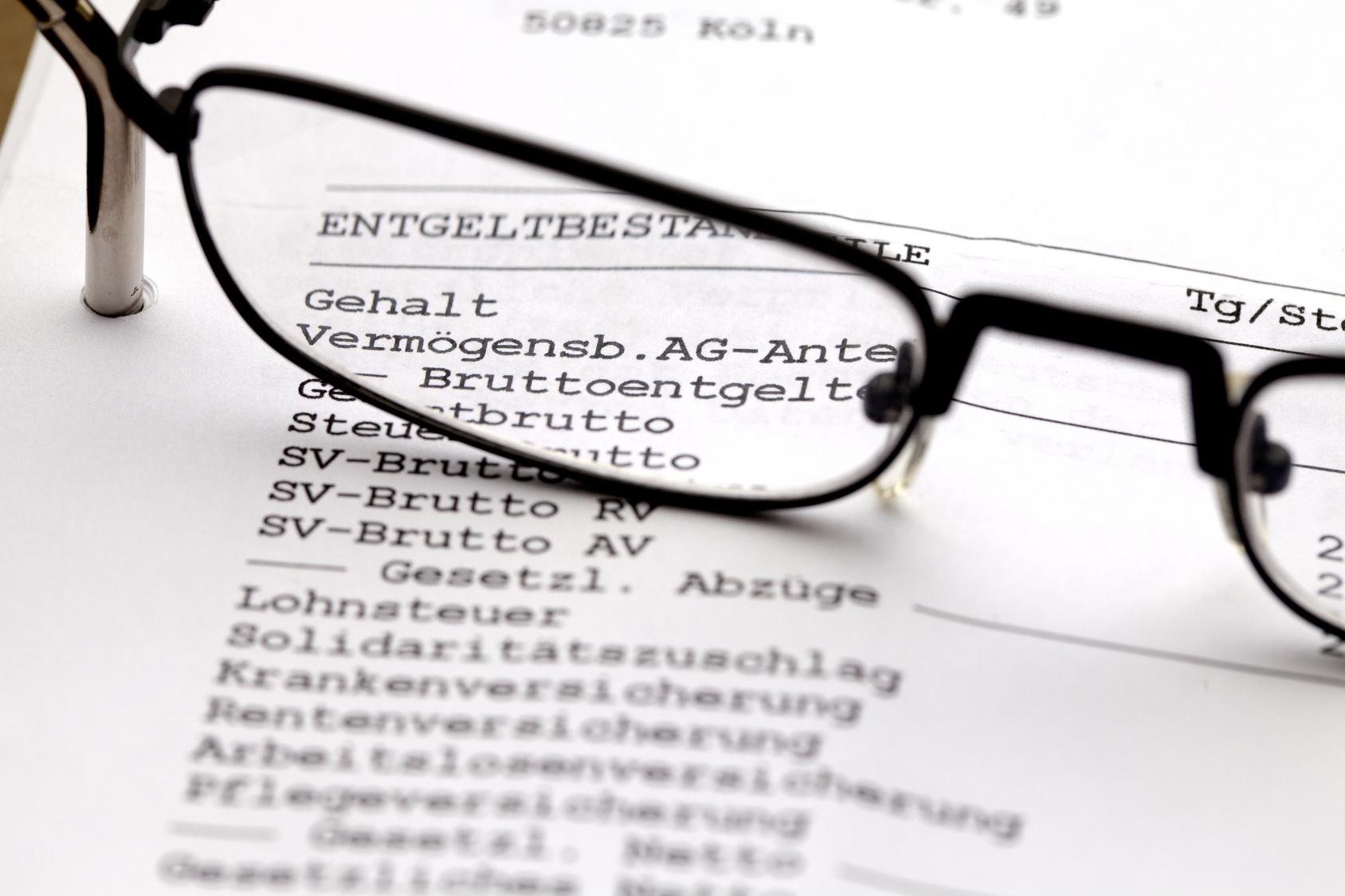temPERSO EXPERTS – Gehaltsabrechnung richtig lesen!